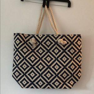 Summer & Rose tote bag